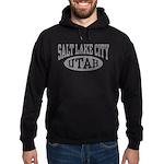 Salt Lake City Utah Hoodie (dark)