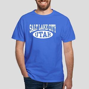 Salt Lake City Utah Dark T-Shirt