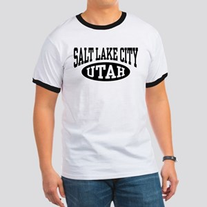 Salt Lake City Utah Ringer T