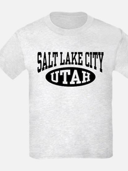 Salt Lake City Utah T-Shirt