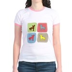 Chinese Crested Jr. Ringer T-Shirt
