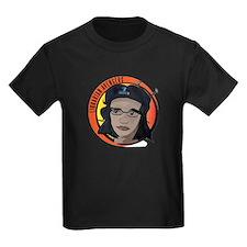 Librarian Revolution Kids Dark T-Shirt