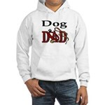 Dog Dad Hooded Sweatshirt