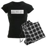 You-Nique Freak Women's Dark Pajamas