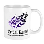 Tribal rabbit Mug