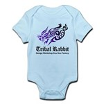 Tribal rabbit Infant Bodysuit