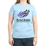 Tribal rabbit Women's Light T-Shirt