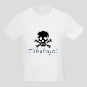 Pirate Booty Call Kids Light T-Shirt
