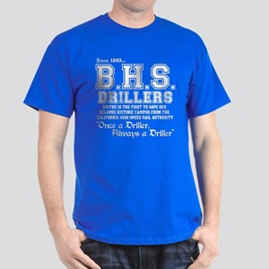 """Save Our BHS"" Dark T-Shirt"
