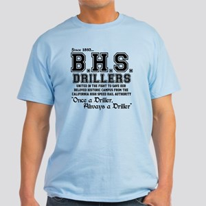 """Save Our BHS"" Light T-Shirt"