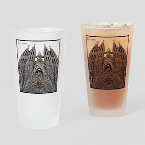 Barcelona Sagrada Drinking Glass