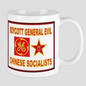 DON'T BUY GE PRODUCTS Mug