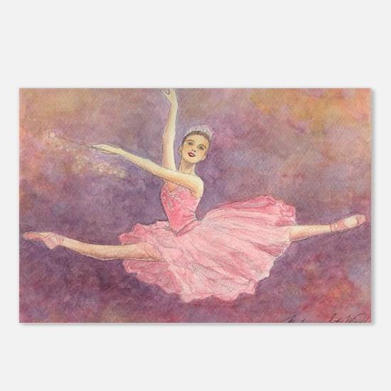 Sugarplum Fairy Postcards (Package of 8)