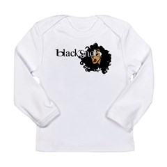 New Snob Logo Shirts Long Sleeve Infant T-Shirt