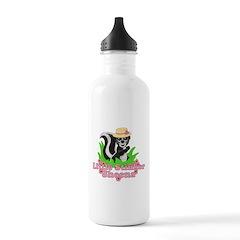 Little Stinker Sheena Water Bottle