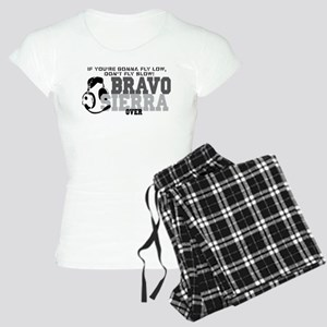 Bravo Sierra Avaition Humor Women's Light Pajamas