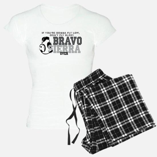 Bravo Sierra Avaition Humor pajamas