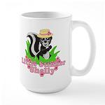 Little Stinker Shelly Large Mug