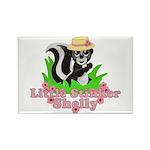 Little Stinker Shelly Rectangle Magnet (100 pack)