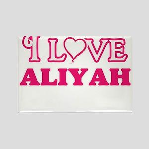I Love Aliyah Magnets