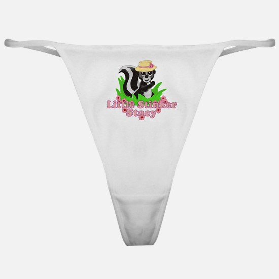 Little Stinker Stacy Classic Thong