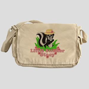 Little Stinker Stacy Messenger Bag