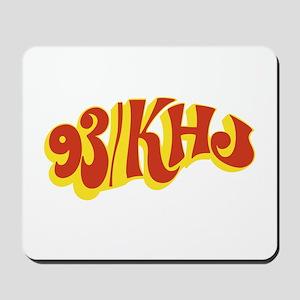 KHJ Boss Angeles '70 -  Mousepad