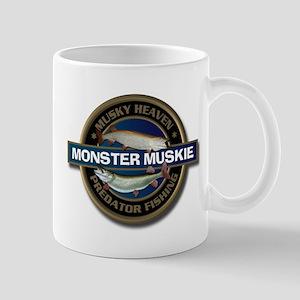 Monster Musky Fishing Mug