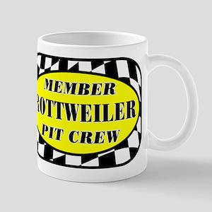 Rottweiler PIT CREW Mug