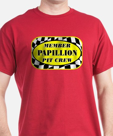 Papillion PIT CREW T-Shirt