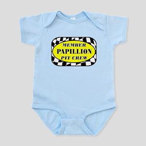 Papillion PIT CREW Infant Bodysuit