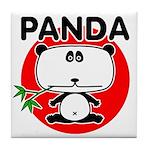 Panda Tile Coaster