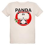 Panda Organic Kids T-Shirt