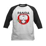 Panda Kids Baseball Jersey