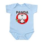 Panda Infant Bodysuit