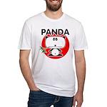 Panda Fitted T-Shirt
