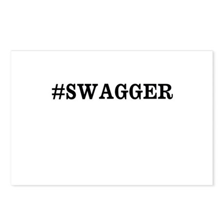 #Swagger Postcards (Package of 8)