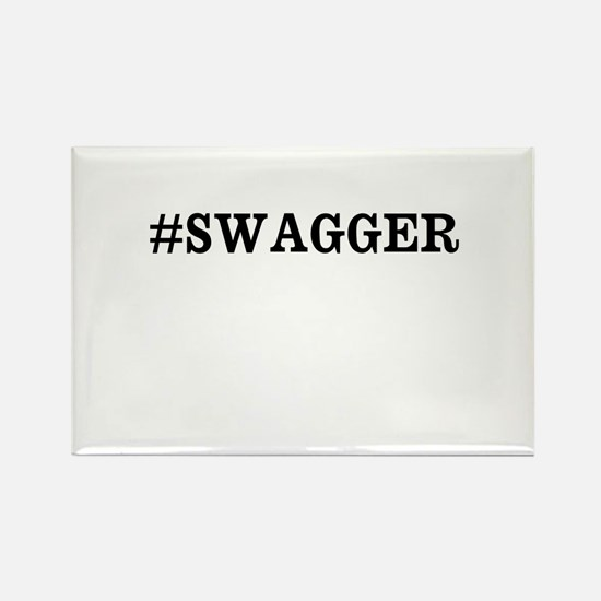 #Swagger Rectangle Magnet