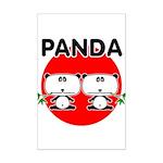 Panda 2 Mini Poster Print