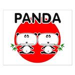 Panda 2 Small Poster