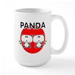 Panda 2 Large Mug