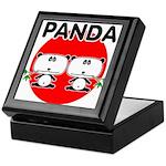 Panda 2 Keepsake Box
