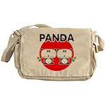 Panda 2 Messenger Bag