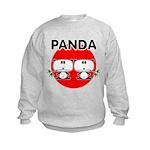 Panda 2 Kids Sweatshirt