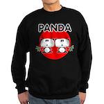 Panda 2 Sweatshirt (dark)