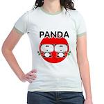 Panda 2 Jr. Ringer T-Shirt