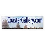 CoasterGallery.com Sticker (Bumper 10 pk)