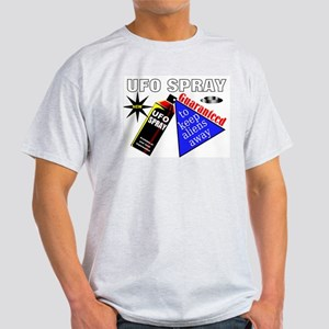 UFO spray Light T-Shirt