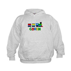 COHEN - Personalized TRAIN Hoodie