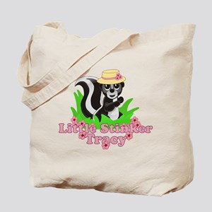 Little Stinker Tracy Tote Bag